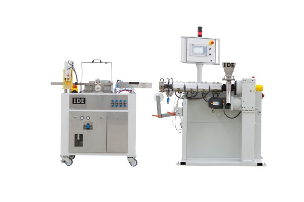 Project of the month March 2017:Laboratory extrusion line